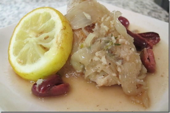 Lemon-Garlic-Olive-Chicken