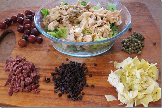 Tarragon Chicken Salad 2