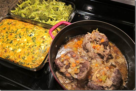 Batch-Cooking-April-30-2012-osso-bucco-and-frittata