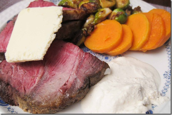 Prime-Rib-with-Yams-and-Brussels
