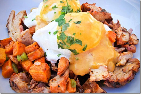 Chicken-and-Sweet-Potato-Hash