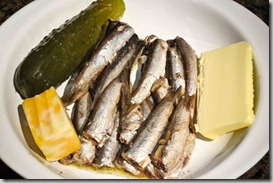 sardines-with-cheese-and-butter