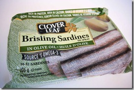 Brisling-Sardines
