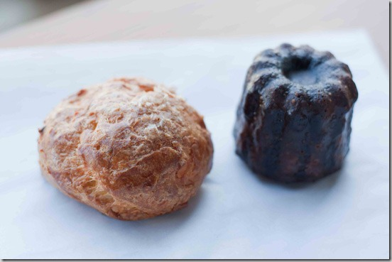 Honore-Canele-and-Gougere