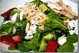 Earls-Champagne-Berry-Salad-with-Grilled-Chicken