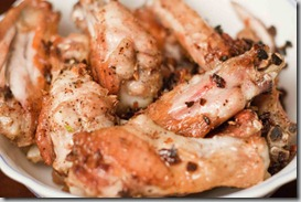 Garlic-Chicken-Wings