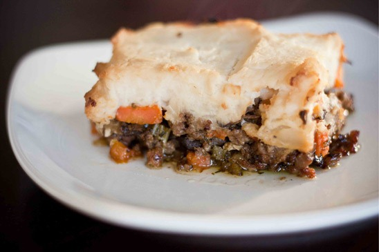 Recipe: Paleo Shepherd's Pie