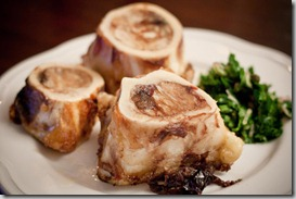 Bone-Marrow-with-Parsley-Salad