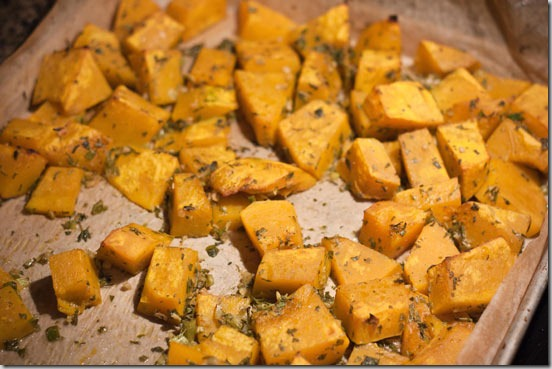 Kabocha-Squash-Roasted