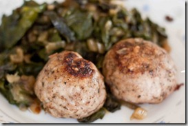 Turkey-Meatballs-With-Chard