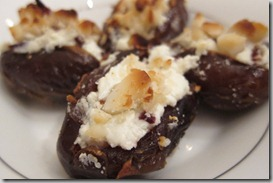 cranberry-goat-cheese-stuffed-dates
