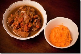 Oxtail-in-Honey-Vinegar-Braise-with-Yam-Mash