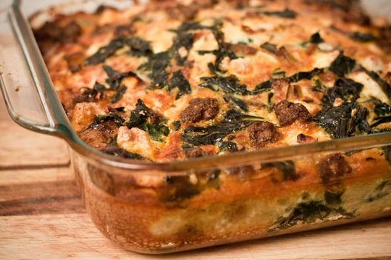 ... spinach frittata with feta frittata bites with chard sausage and feta