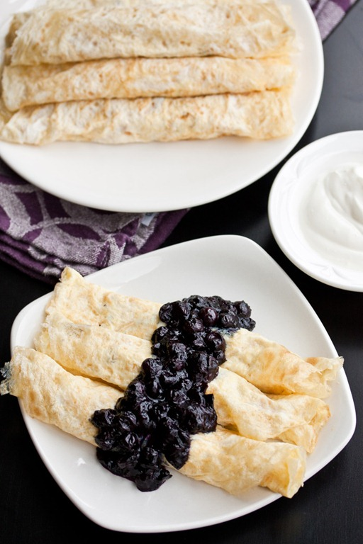 Sweet Cheese and Raisin Crêpes (Grain and Gluten-Free)