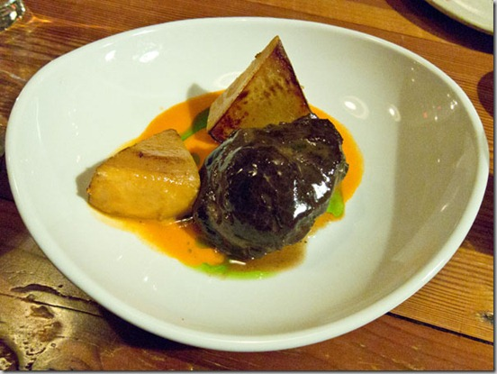 Wildebeest Beef Cheeks