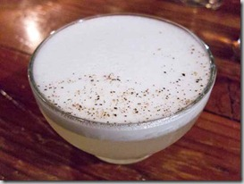 Wildebeest Horseradish Sour
