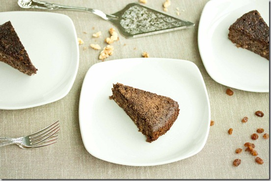 Flourless Poppy Seed Cake 5