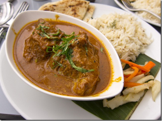 Rangoli Beef Short Ribs in Kalonji Curry