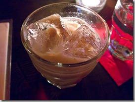 The Keefer Bar Almond Nog