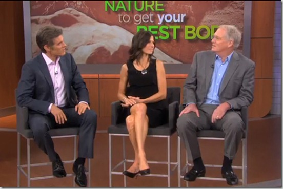 Dr. Oz Paleo Diet