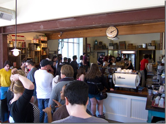 Salt & Straw Interior Line-Up