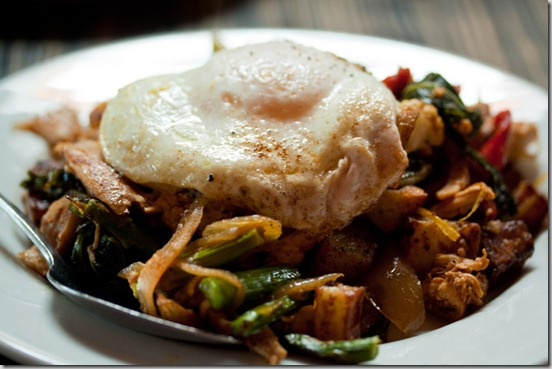 Tasty n Sons Moroccan Chicken Hash