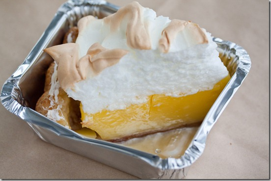 Acme Cafe Lemon Meringue Pie