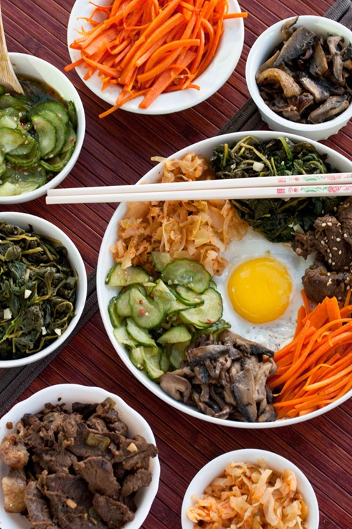 bibimbap bibimbap bibimbap admittedly i may have annoyed a few people ...