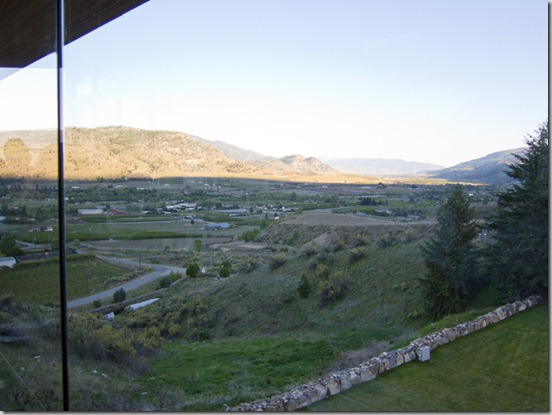 Miradoro at Tinhorn Creek - View