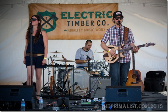 Brewery & The Beast 2013 Electric Timber Co.