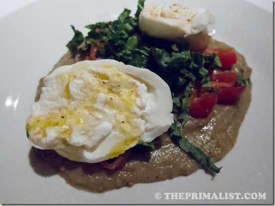 Citizen Public House Burrata