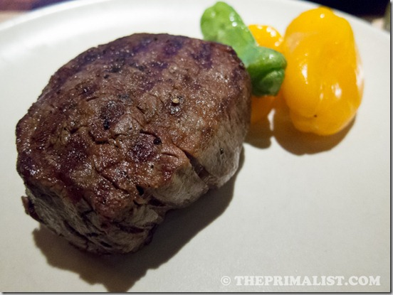 J&G Steakhouse Filet Mignon
