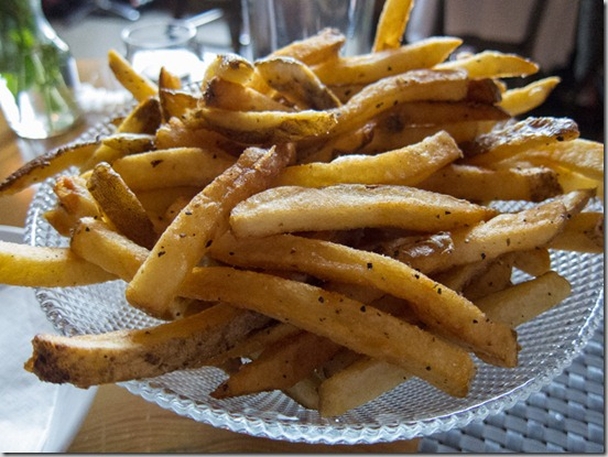 Waterfront Restaurant and Wine Bar Pomme Frites