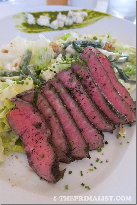 Zinc Bistro Steak Salad