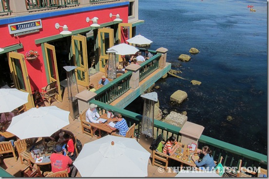 Schooners Coastal Kitchen & Bar Patio