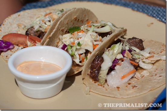 Schooners Coastal Kitchen & Bar Short Rib Tacos