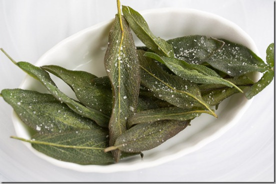 Fried Sage Leaves 2
